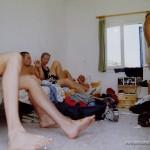 Ios(Gréce)-Kao,Cap,Phase,Élodie,Smoker,Jefrey-1992