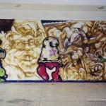 Clichy-Lycée ENREA-Jefrey,Number6-1992