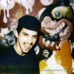 Cap,numéro6 canevas-1996