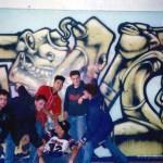 Clichy-Lycée ENREA-Lam,Vulk1,Izm,ElDiablo,Number6,Phase-1992